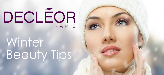 Decleor Winter Beauty Tips