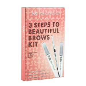 Image of Billion Dollar Brows Three Steps to Beautiful Brows