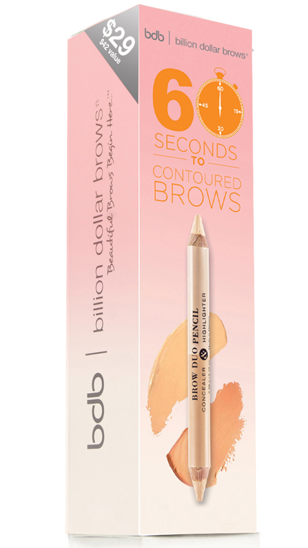 Image of Billion Dollar Brows 60 Seconds to Contour Brows Kit