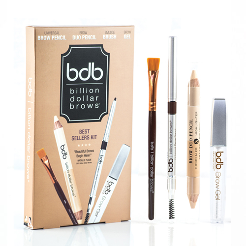 Image of Billion Dollar Brows Best Sellers Kit