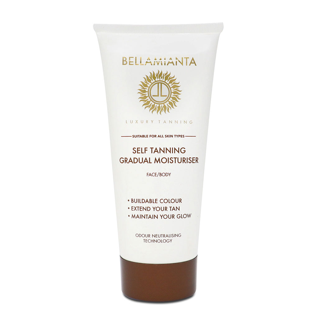 Bellamianta Self Tanning Gradual Moisturiser 200ml