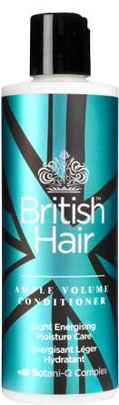 British Hair Ample Volume Conditioner 237ml