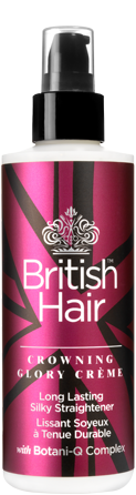 Image of British Hair Crowning Glory Creme 177ml