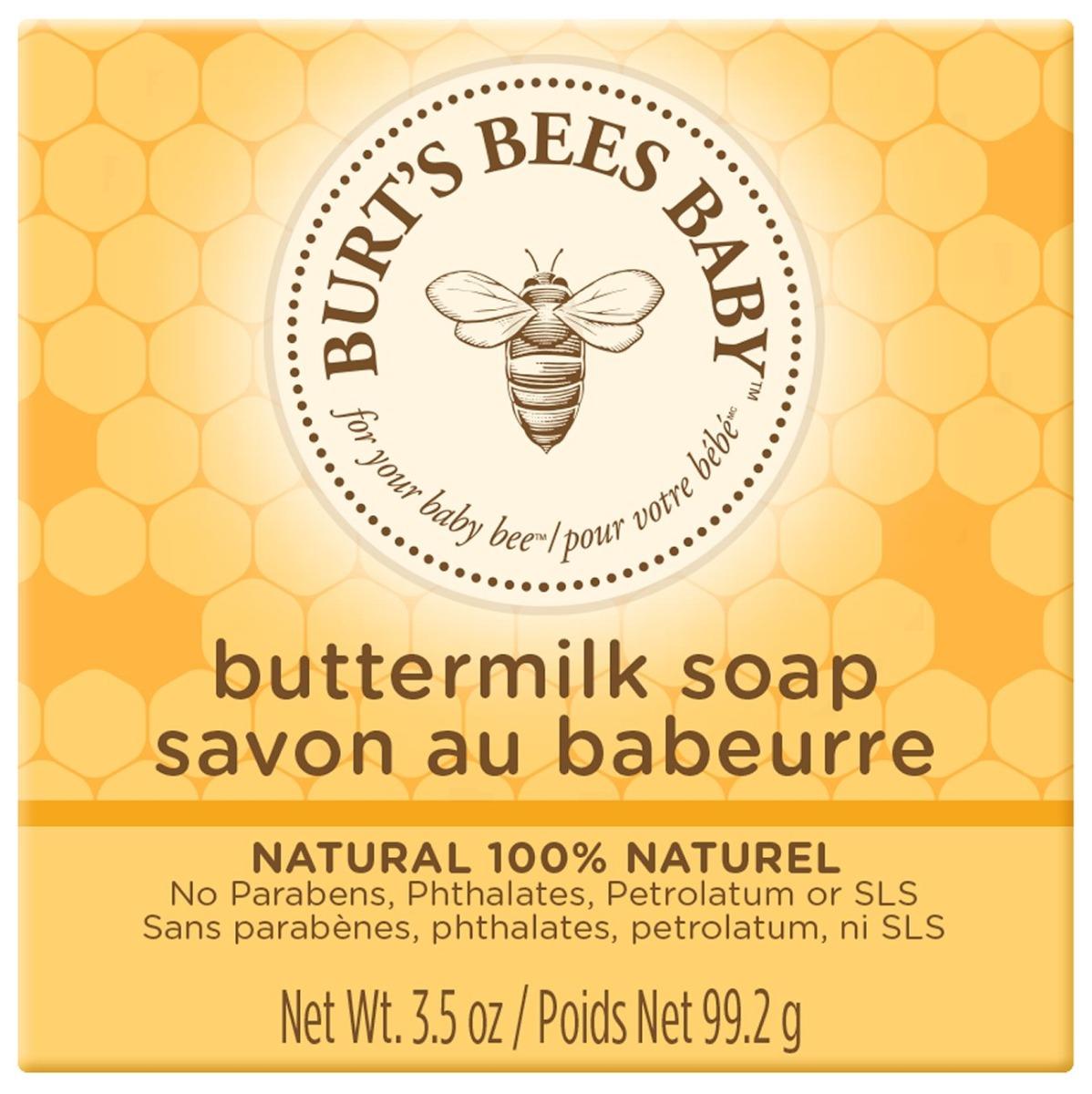 Burt's Bees Baby Bee Buttermilk Soap 99g