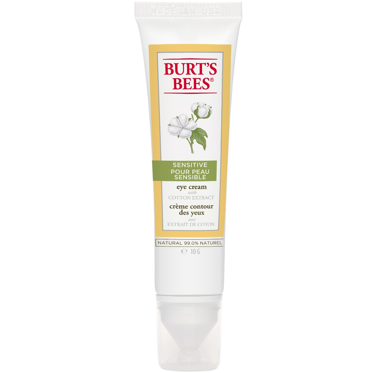 Burt's Bees Sensitive Skin Eye Cream 10g