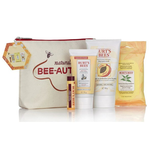 Burt's Bees Naturally Bee-autiful Gift Set