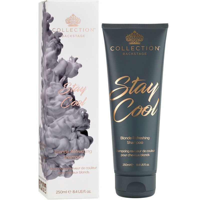 Collection Stay Cool Blonde Refreshing Shampoo 250ml