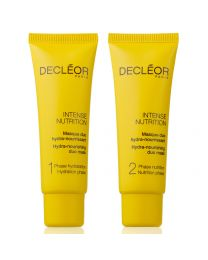 Decléor Intense Nutrition Hydra-Nourishing Duo Mask 2 x 25ml
