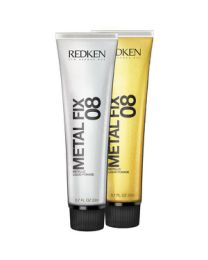 Redken Metal Fix 08 Metallic Liquid Pomade 2 x 20ml