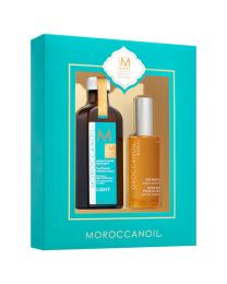 Moroccanoil Treatment Light 100ml & Dry Body Oil 50ml