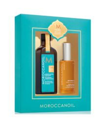 Moroccanoil Treatment Original 100ml and Dry Body Oil 50ml