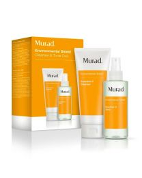 Murad Essential-C Cleanser & Toner Duo