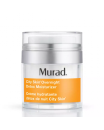 Murad City Skin Overnight Detox Moisturizer 50ml
