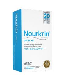 Nourkrin Woman - 180 Tablets