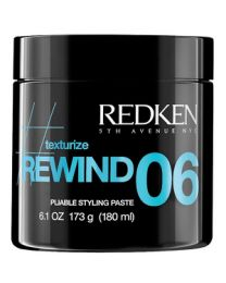 Redken Rewind 06 Pliable Styling Paste 150ml