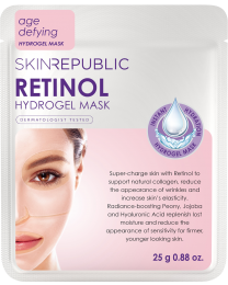 Skin Republic Retinol Hydrogel Face Mask 25g