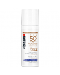 Ultrasun Face Tinted SPF50+ Honey 50ml