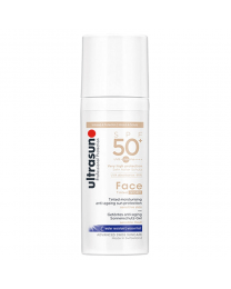 Ultrasun Face Tinted SPF50+ Ivory 50ml
