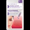 Skin Republic 2 Step Brightening Vitamin C + Collagen Face Mask 3ml+25ml