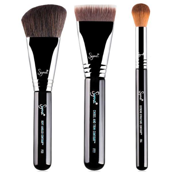 Sigma Beauty Contour Expert Brush Set