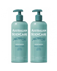Australian Bodycare Skin Wash 1000ml (2 x 500ml)