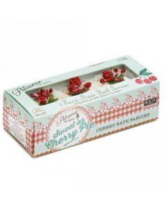 Patisserie de Bain Sweet as Cherry Pie Bath Fancies