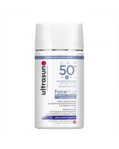 Ultrasun Anti-Pollution Face Fluid SPF50+ 40ml