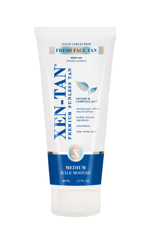 XenTan Clean Collection Fresh Face Tan 80ml