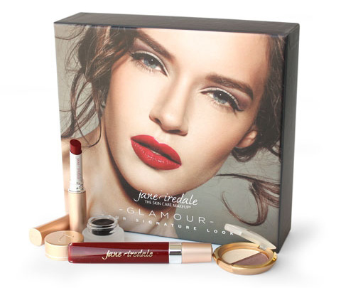 Jane Iredale Signature Look Kit - Glamour