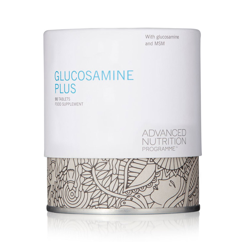 Image of Advanced Nutrition Programme Glucosamine Plus 90 Tablets
