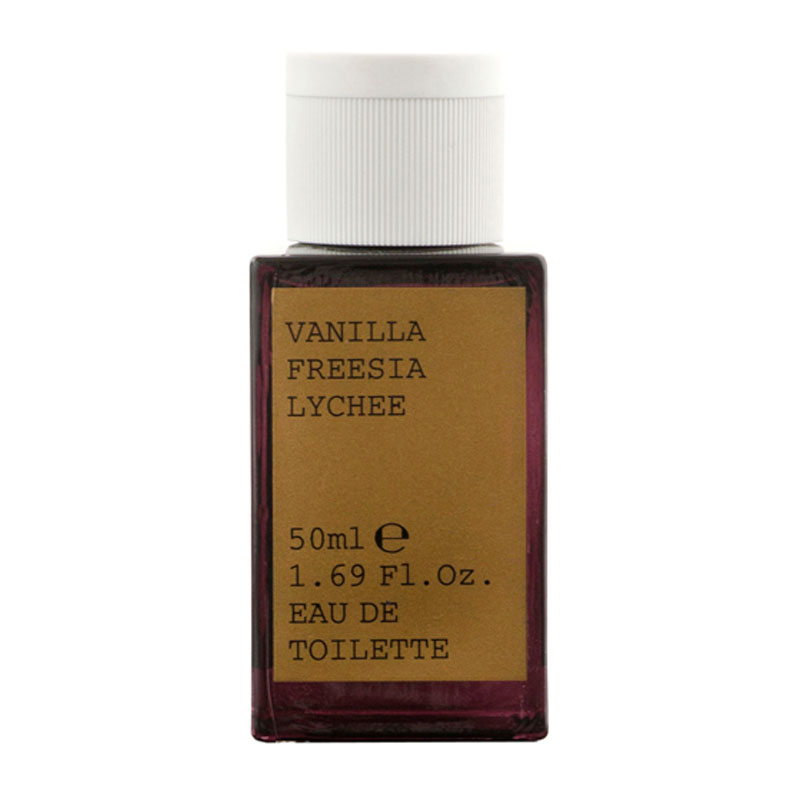 Korres Vanilla, Freesia & Lychee Eau de Toilette Spray 50ml