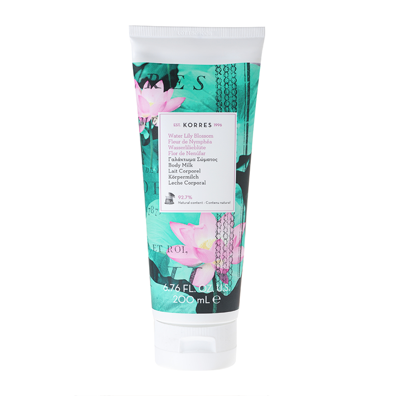 Korres Water Lily Blossom Body Milk 200ml