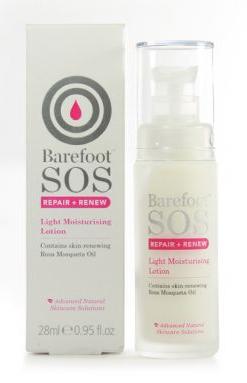Image of Barefoot SOS Repair & Renew Light Moisturising Lotion 28ml