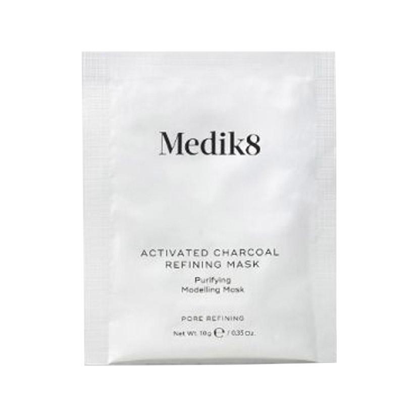 Medik8 Activated Charcoal Refining Mask - 5 Sachets
