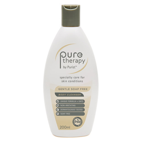 A'kin Pure Therapy Gentle Soap Free Body Cleanser 200ml