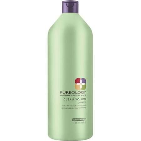 Pureology Clean Volume Shampoo 1000ml