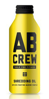 Image of Ab Crew Shredding Oil 100ml