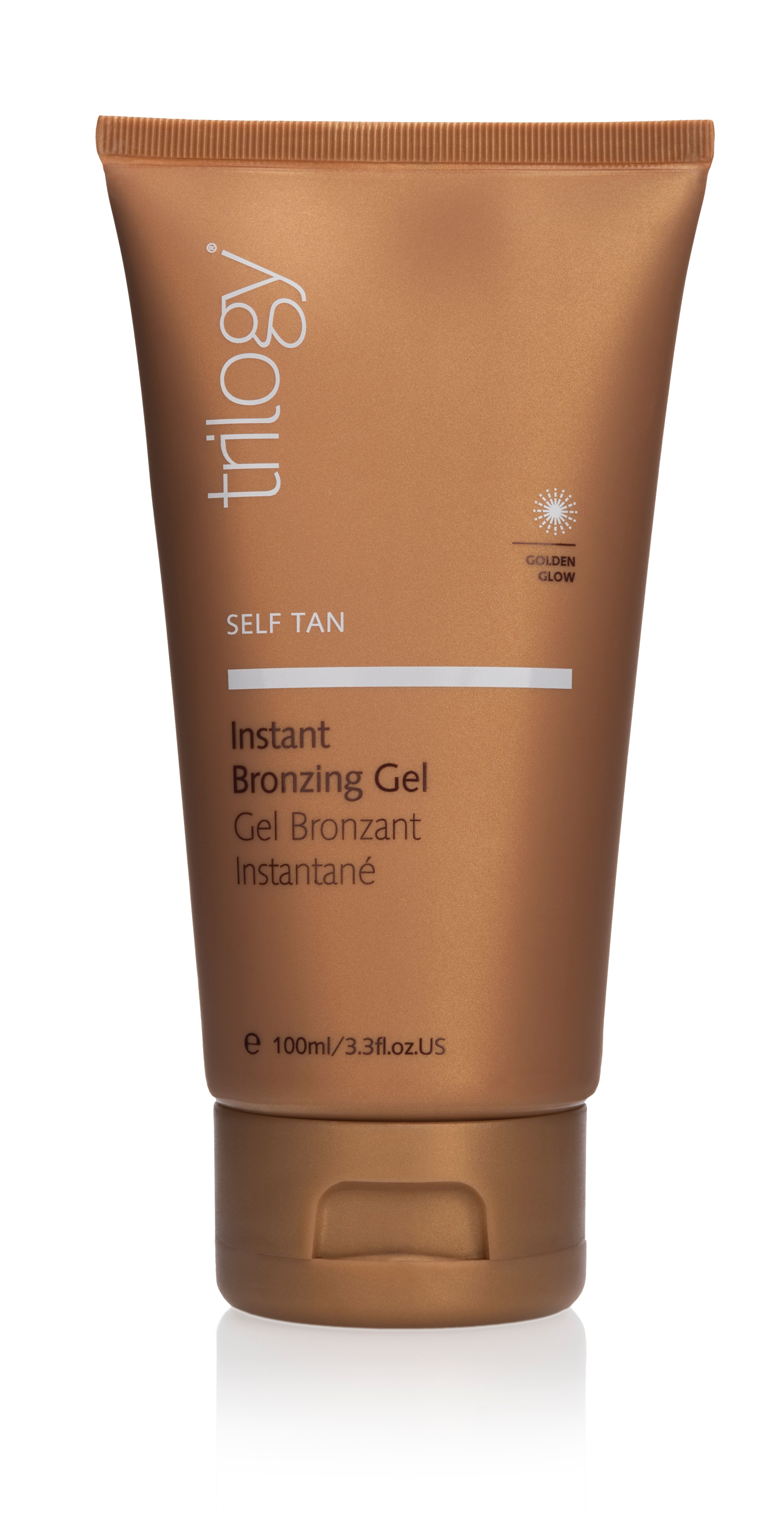 Trilogy Self Tanning Instant Bronzing Gel 100ml