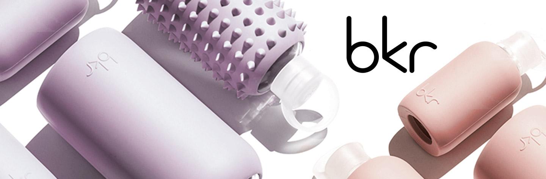BKR - The Beautiful Glass Water Bottle