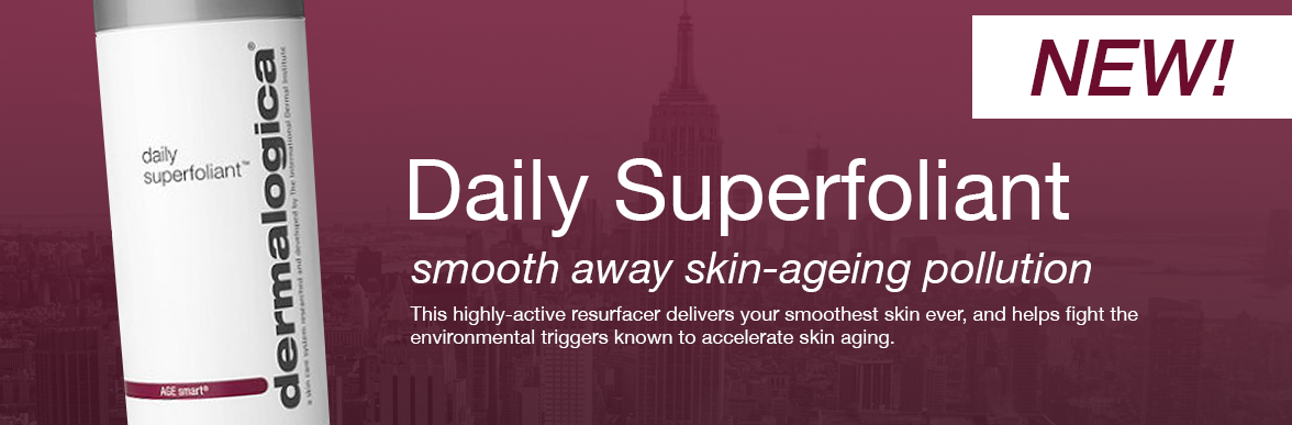 New Dermalogica Daily Superfoliant