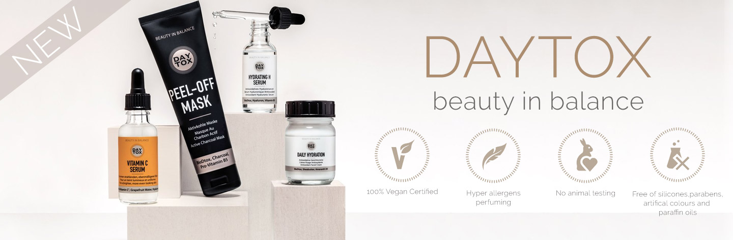 NEW AFFORDABLE SKINCARE BRAND; DAYTOX