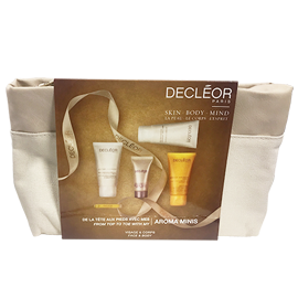 Free Decleor Aroma Gift Set When You Spend £95 Or More On Decleor