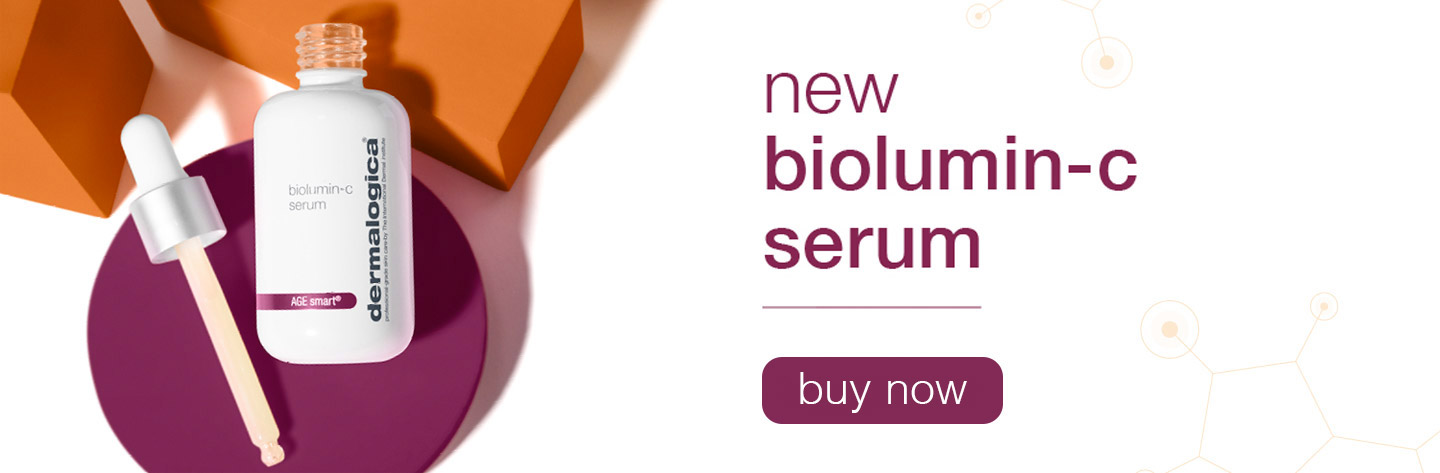 Pre-order the new BioLumin-C Serum from Dermalogica now
