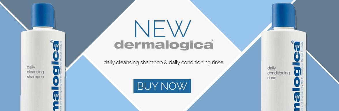 New Dermalogica Shampoo & Conditioning Rinse