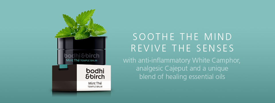 Bodhi & Birch Mint The Temple Balm
