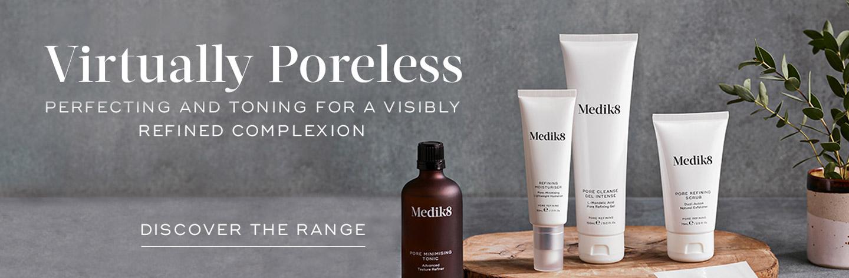 New Medik8 Pore Range