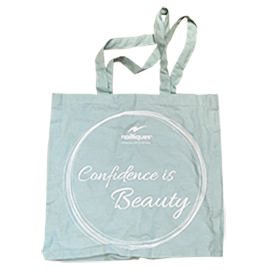 Free Nailtiques Confidence is Beauty Bag