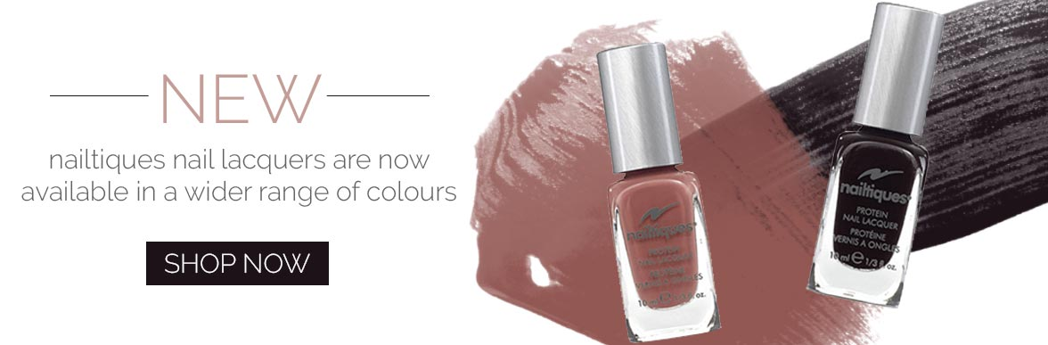 More Nailtiques Nail Lacquer Colours Available To Purchase