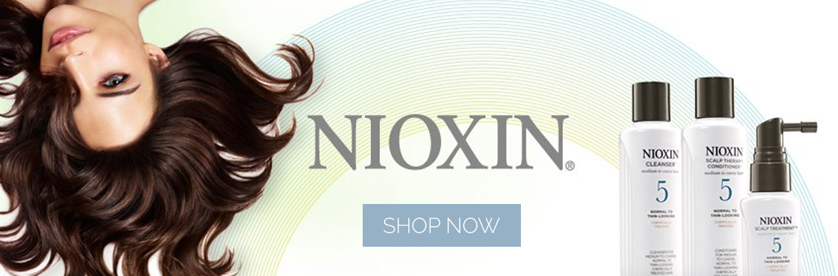 New To Zest Beauty - Nioxin