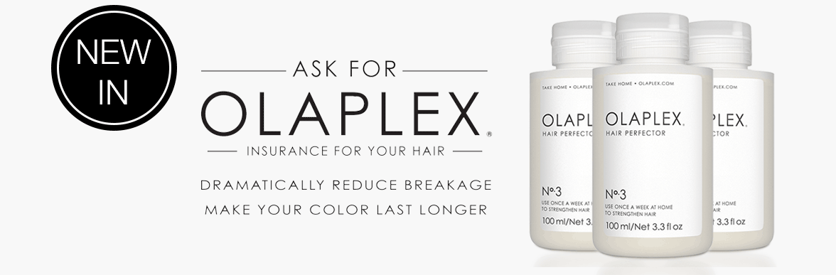 New In To Zest Beauty, Olaplex!